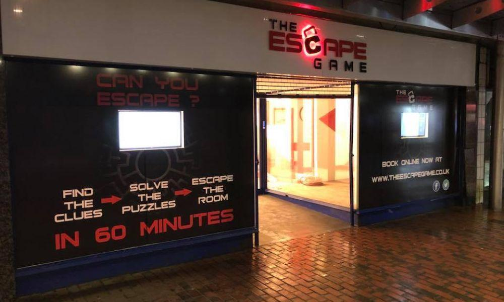 The Escape Game Swansea