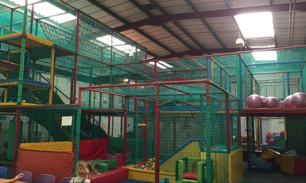 Playhem Soft Play in Port Talbot
