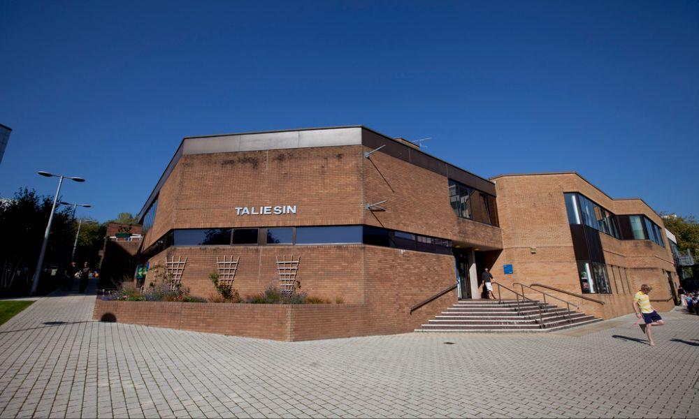 Taliesin Arts Centre in Swansea