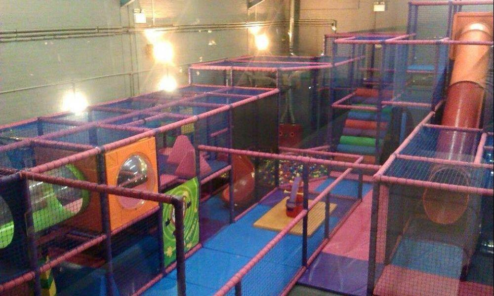 Ty Hapus Soft Play in Swansea