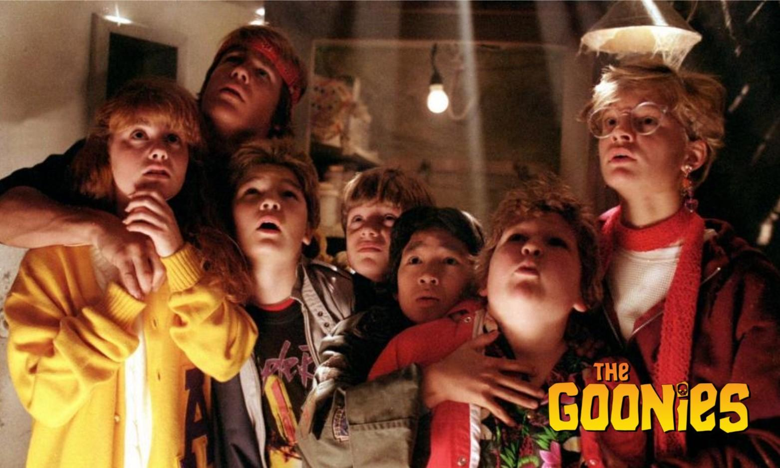 The Goonies Movie on Outdoor Cinema at National Botanic Garden of Wales