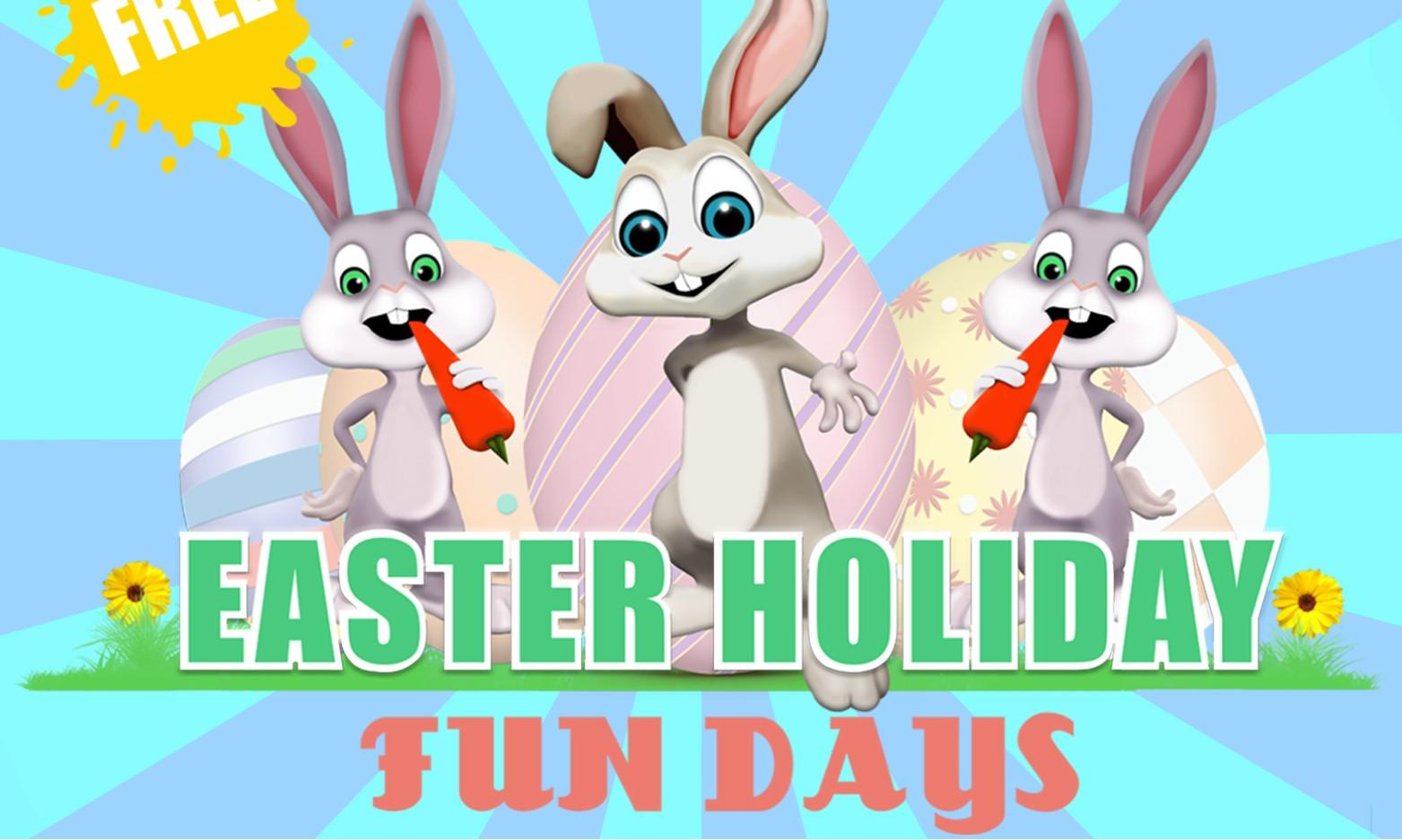 Easter Holiday Fun Day at The St Elli Centre