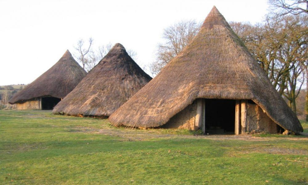 Discovery Day at Castell Henllys Iron Age Village