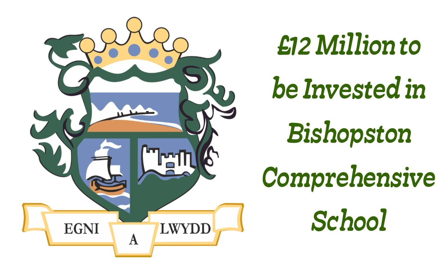 £12m to be invested in Bishopston Comprehensive School