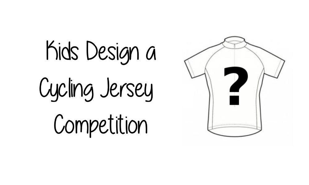 Children's Jersey Design Competition for Britain's Biggest Cycle Tour