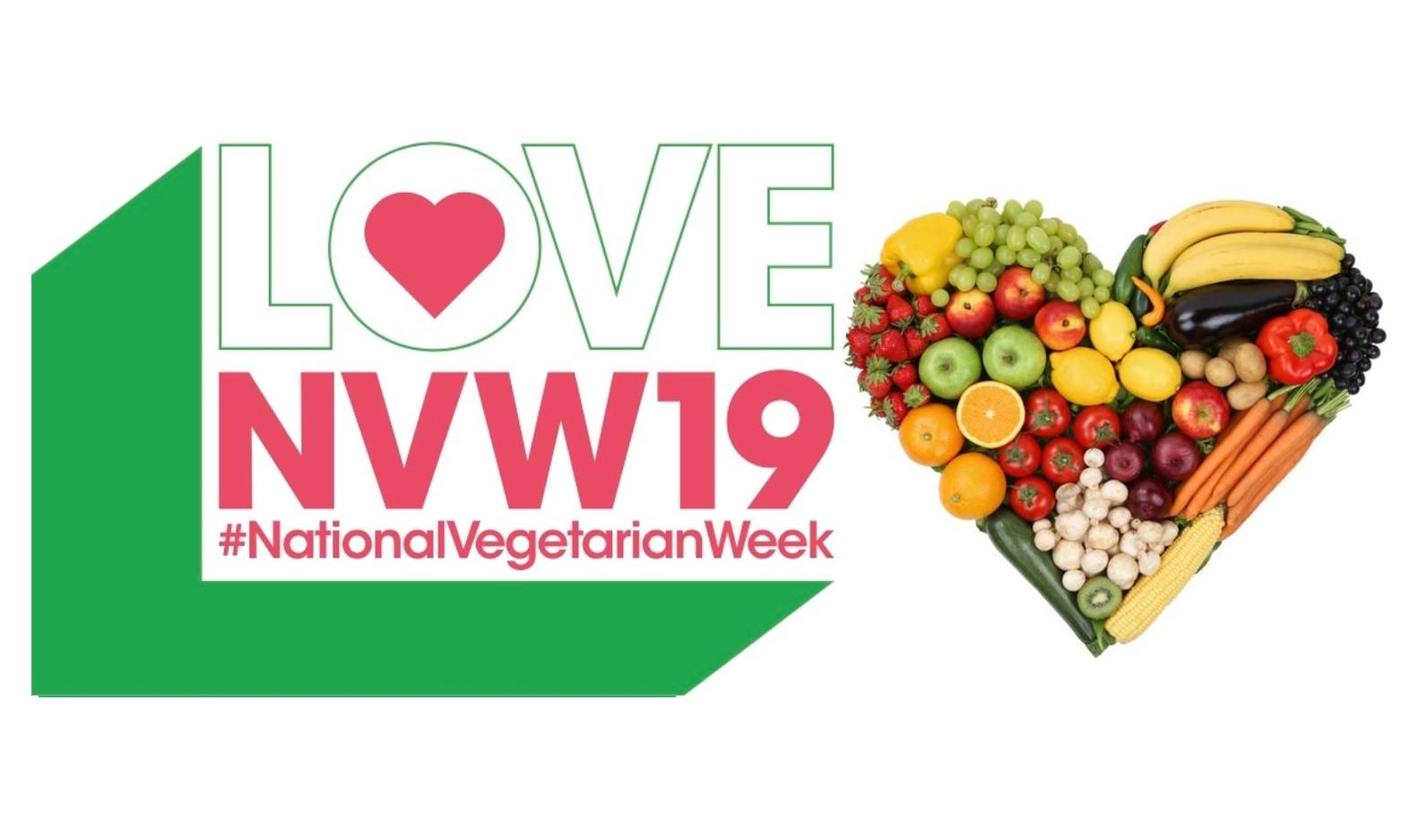 National Vegetarian Awareness Week 2019