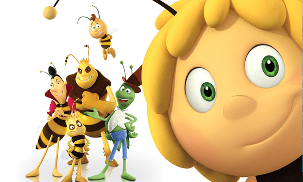 Special Offer on Maya The Bee: The Honey Games at Vue Swansea