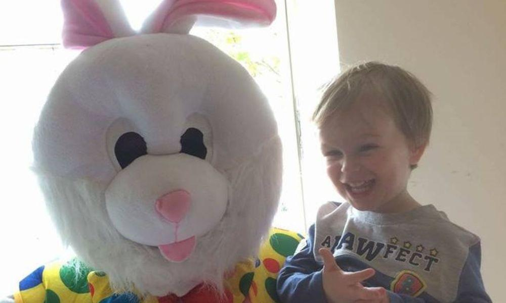 Easter Bunny Egg and Disco Llanelli