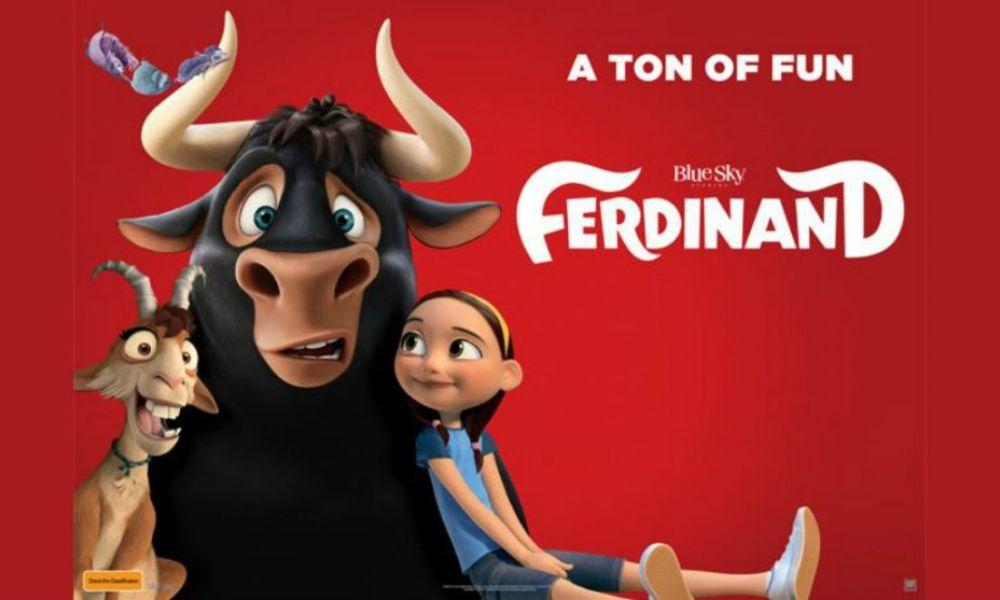Special Offer on Family Tickets Ferdinand at Cinema and Co