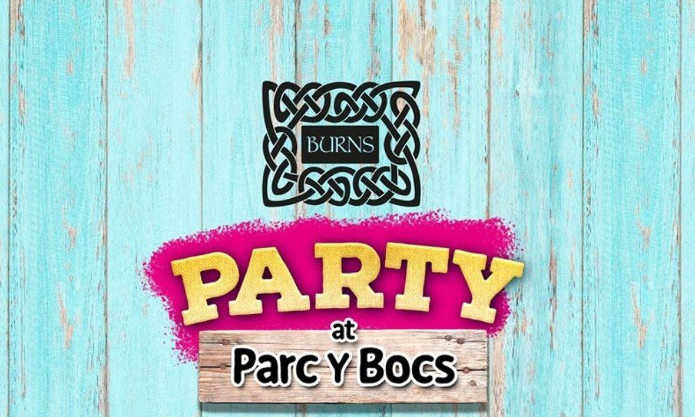 Party at Parc Y Bocs