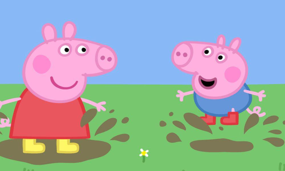 Peppa Pig's Muddy Puddle Walk Llanelli