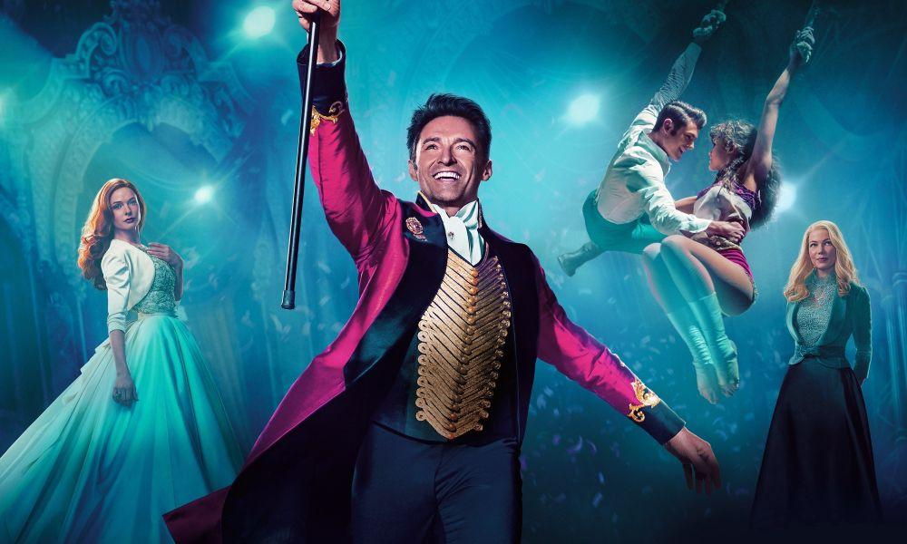 Special Offer on The Greatest Showman at Vue Carmarthen