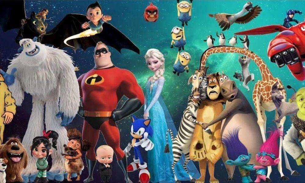 Animated Movies Quiz in Neath