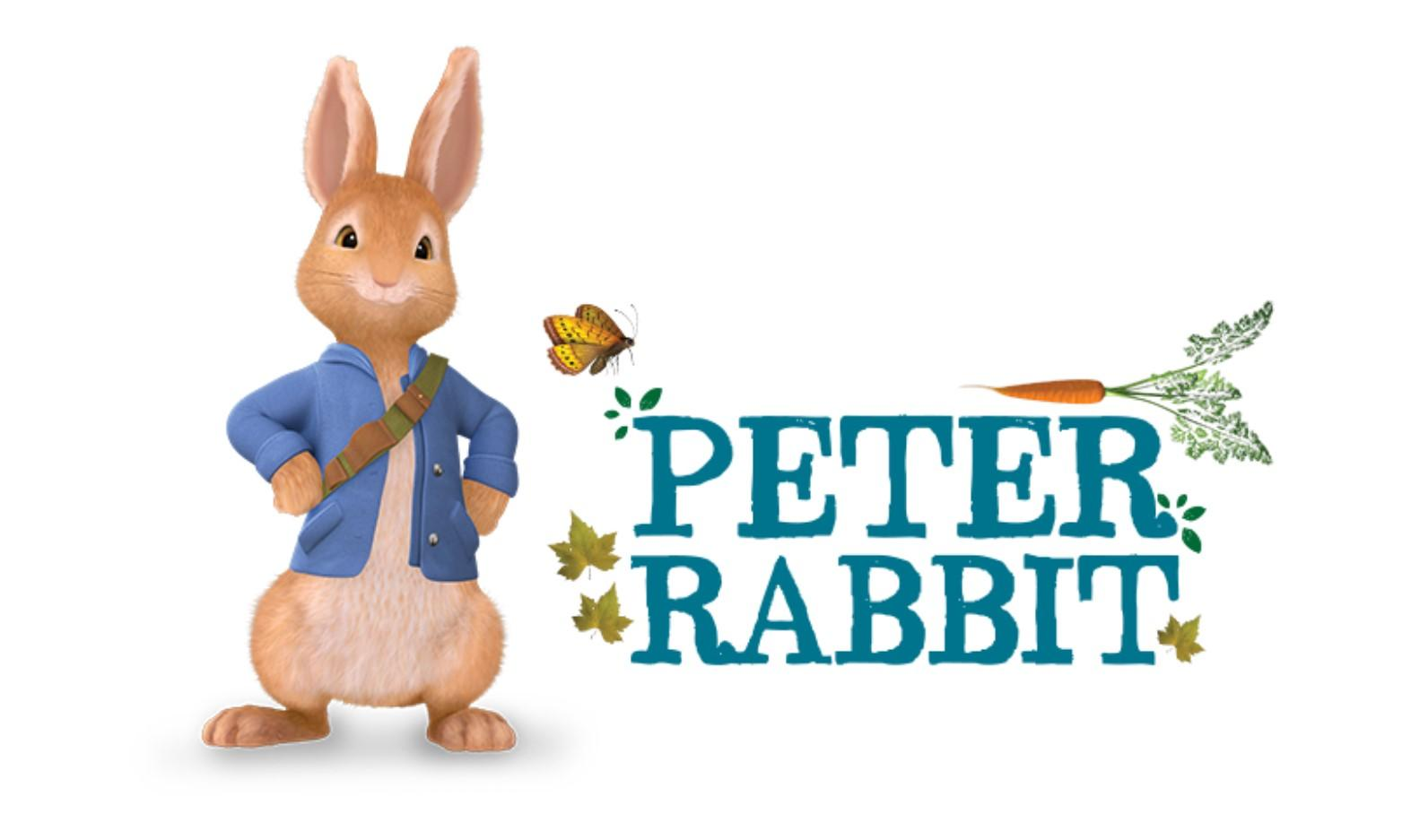 Meet Peter Rabbit in Carmarthen