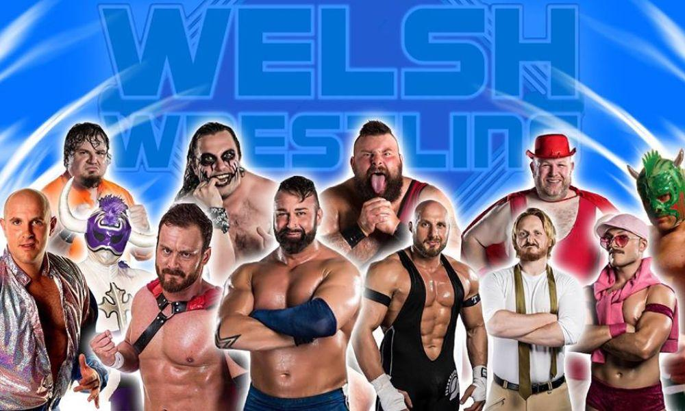 Welsh Wrestling in Swansea
