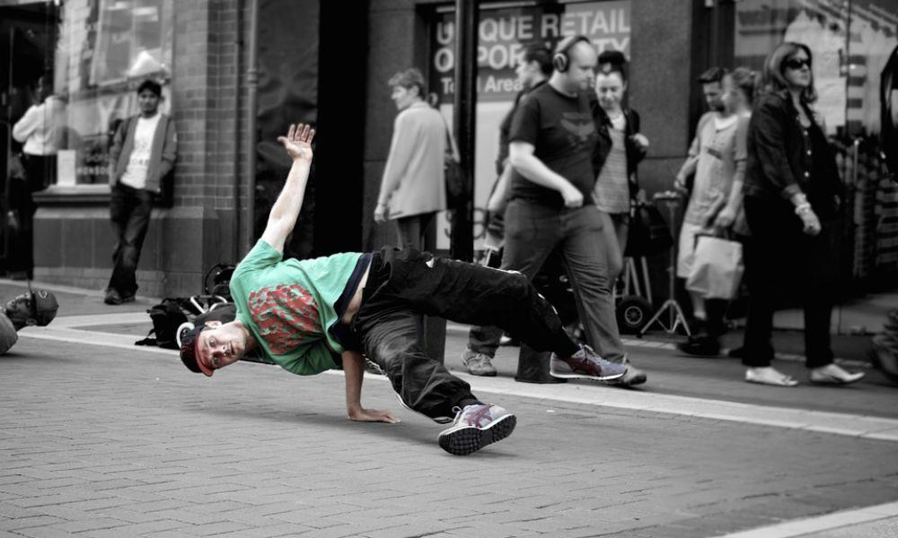 Free Children Street Dance Taster session