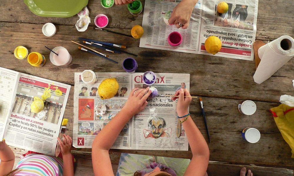 Free Family Arts & Crafts Session