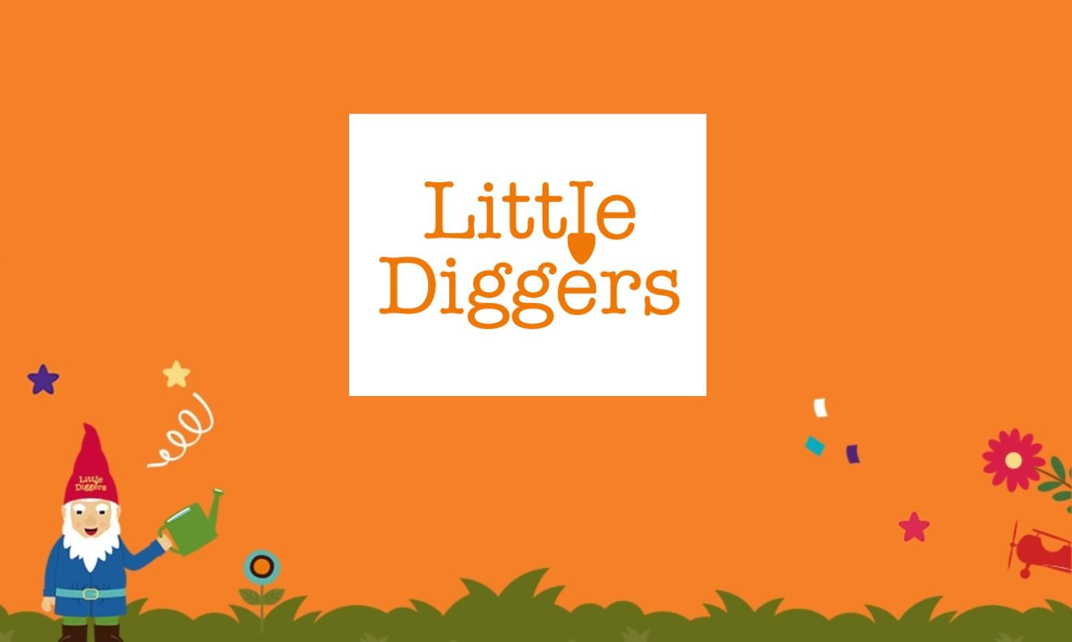 Little Diggers – Learning to Grow Club in Swansea