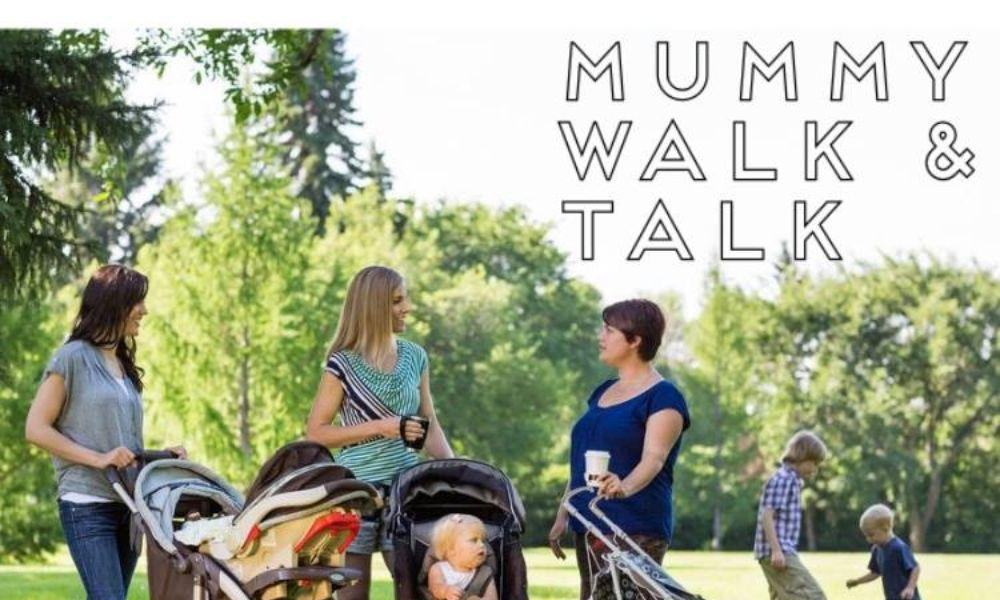 Mummy Walk and Talk Group in Swansea