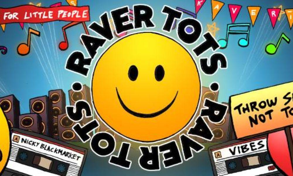 Raver Tots returns to Gorseinon