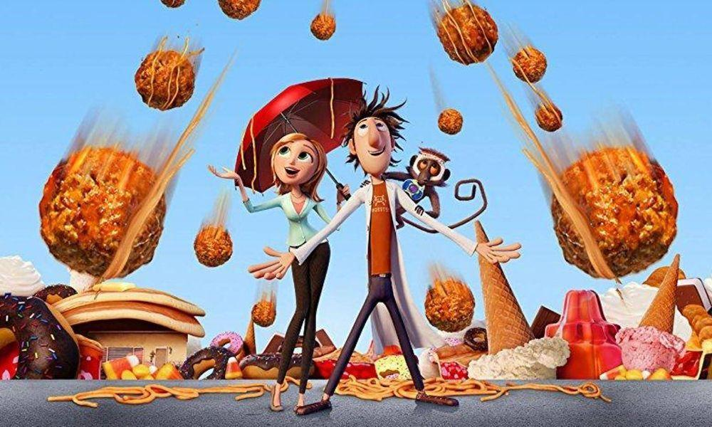 Special Offer on Family Tickets to Cloudy with a Chance of Meatballs at Cinema and Co