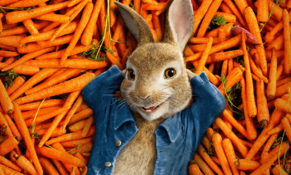 Special Offer on Peter Rabbit at Vue Carmarthen