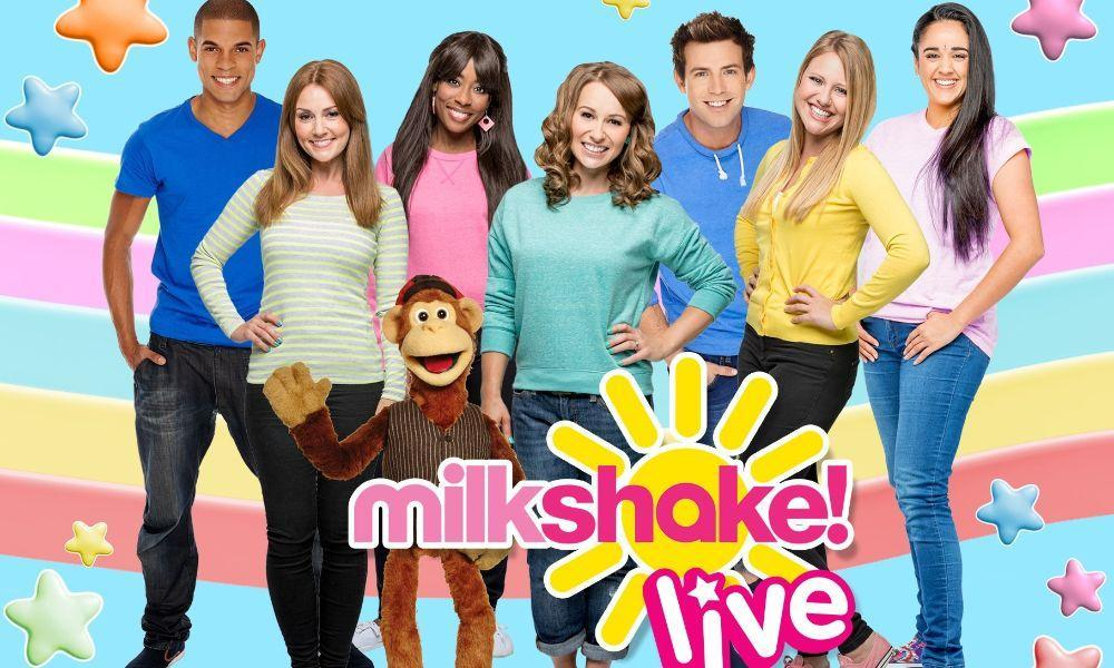 Milkshake Live - Monkey's Musical at Swansea Grand Theatre