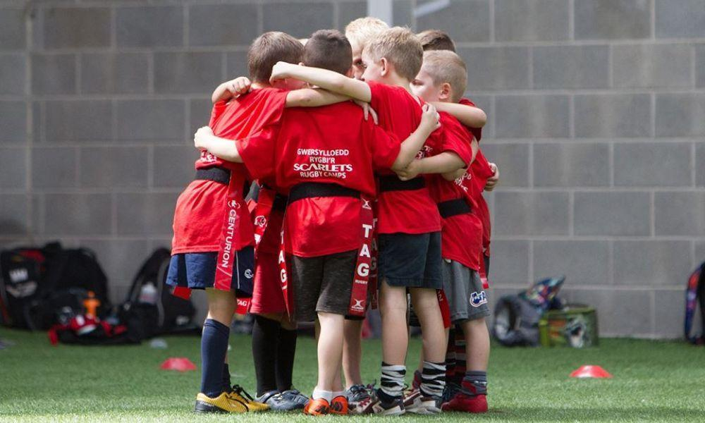 2 Day Rugby Camp at Parc Y Scarlets