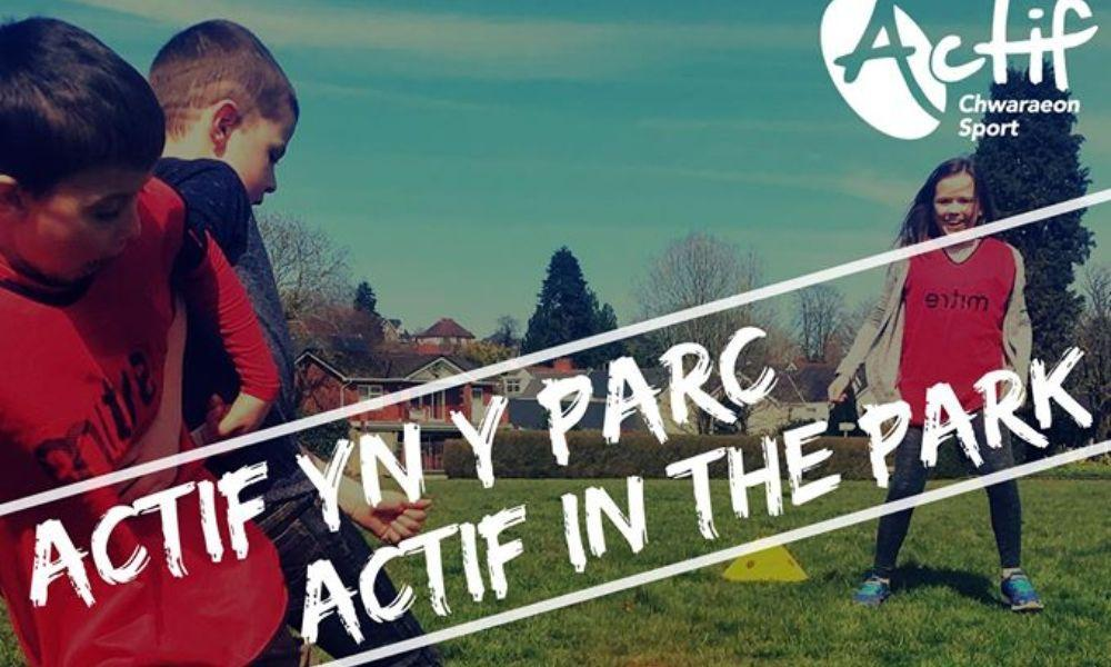 Actif in the Park Carmarthen