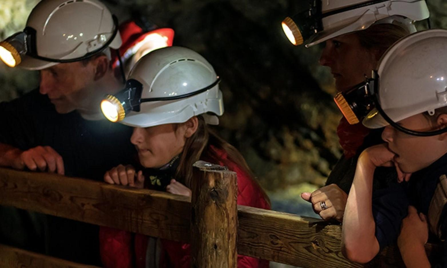 After Dark Tours at Dolaucothi Gold Mines