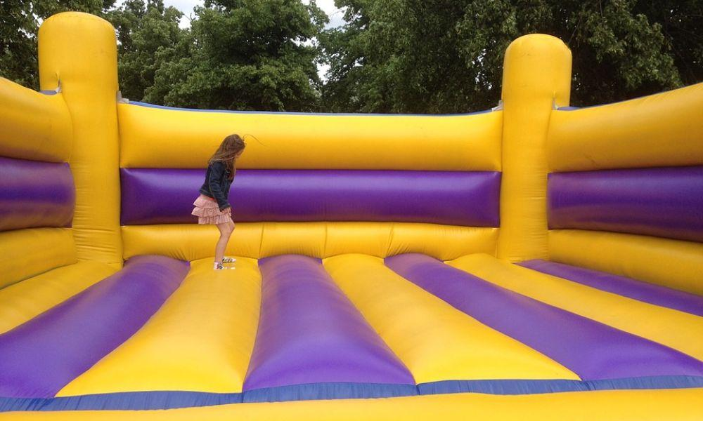 Bury Port Inflatable Fun Day
