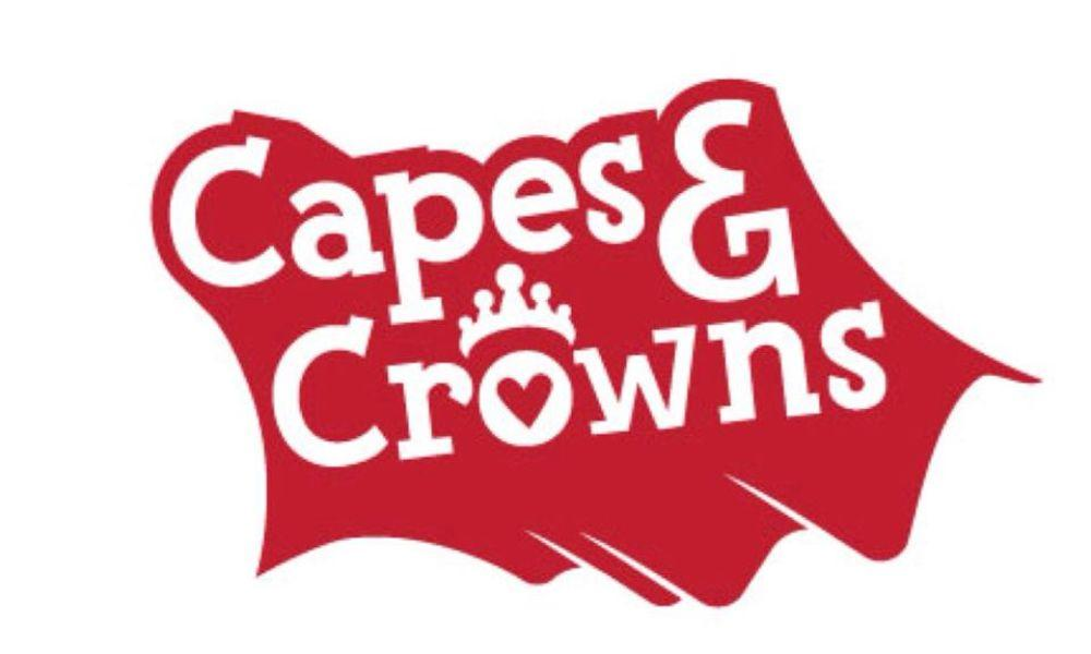 Capes and Crows Messy Play in Llanelli