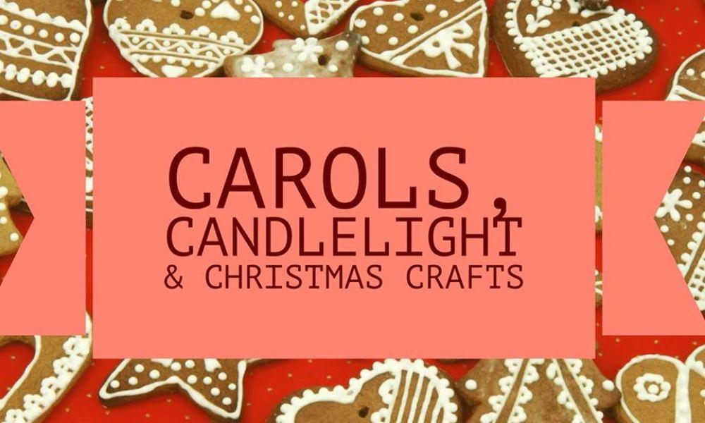 Christmas Carols, Candles and Crafts in Cross Hands