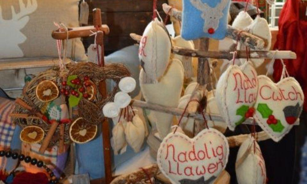 Christmas Craft Fair at National Wool Museum