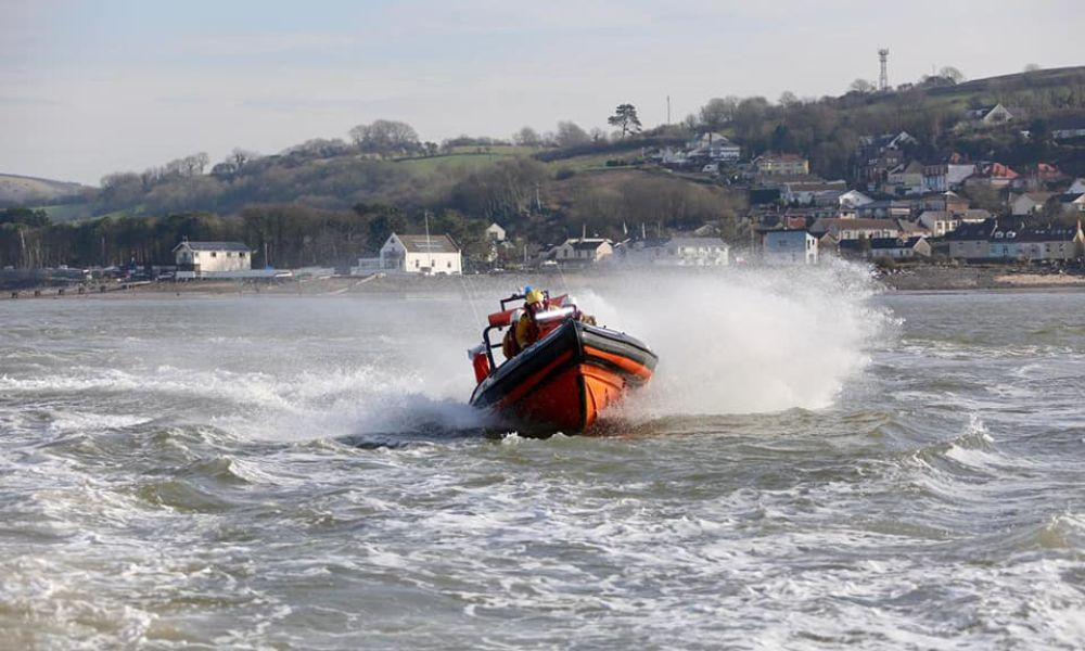Ferryside Lifeboat Open Day