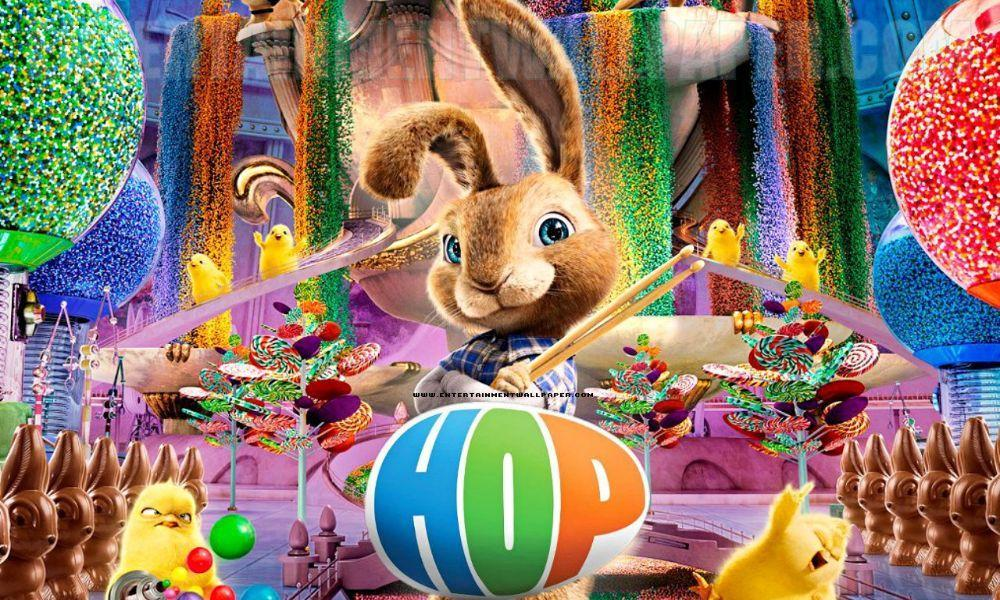 Film Showing of Hop Movie at Ammanford Library