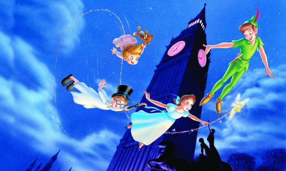 Film Showing of Peter Pan Movie at Ammanford Library