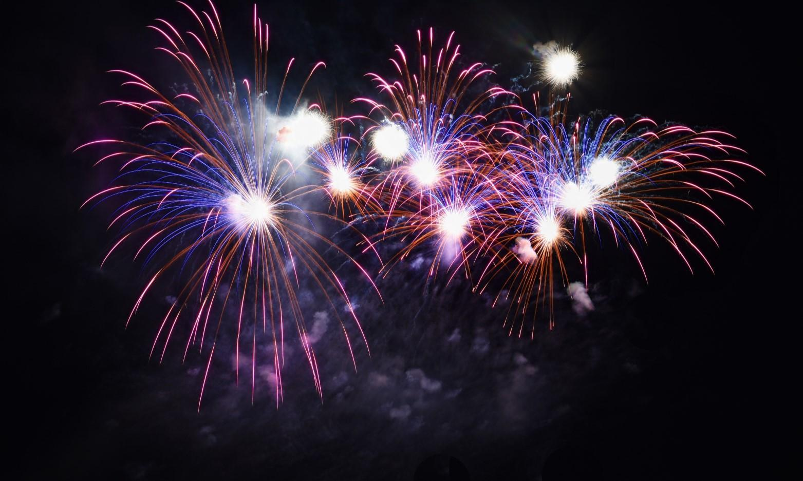 Fireworks Night at The Plough and Harrow Inn
