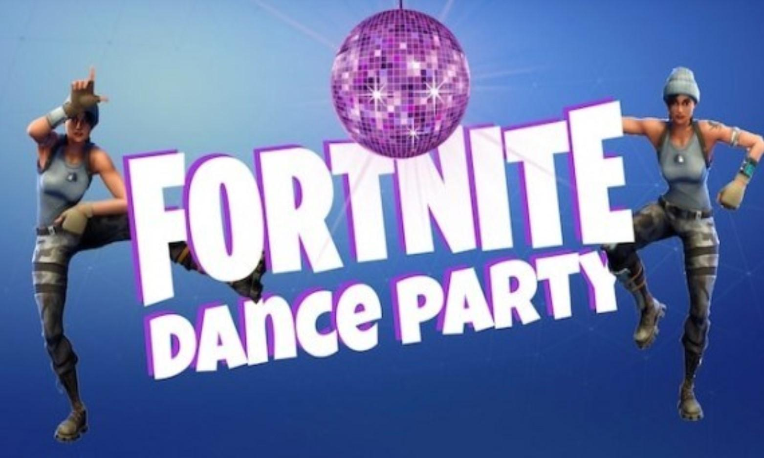 Fortnite Themed Kids Party in Llanelli