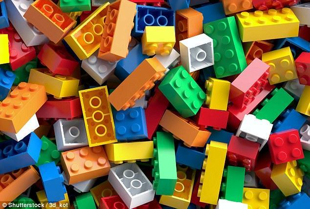 Lego Play Session at Carmarthen Library