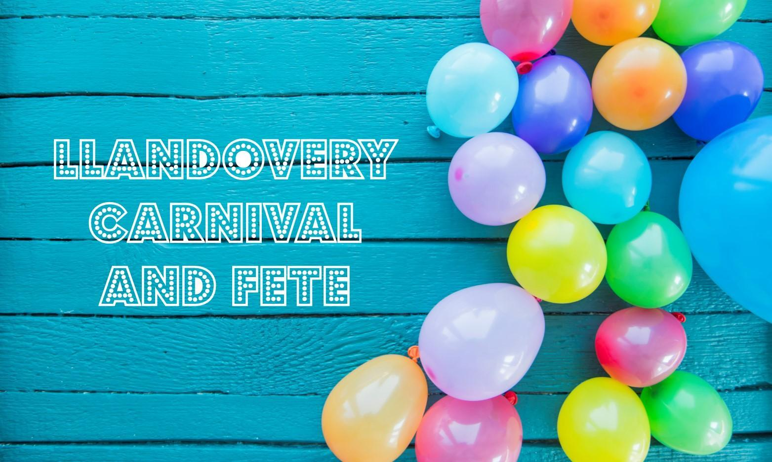 Llandovery Carnival and Fete