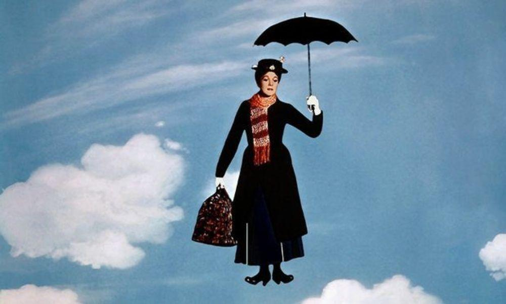 Mary Poppins in Penygroes