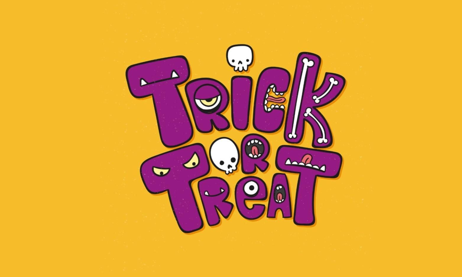 Merlins Walk Halloween Trick or Treat Trail
