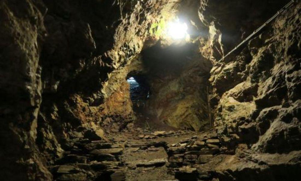 October Half Term at Dolaucothi Gold Mines