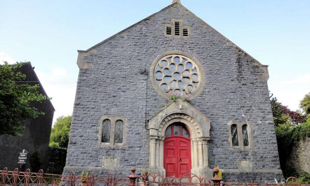 Open Doors at Laugharne Congregational Church