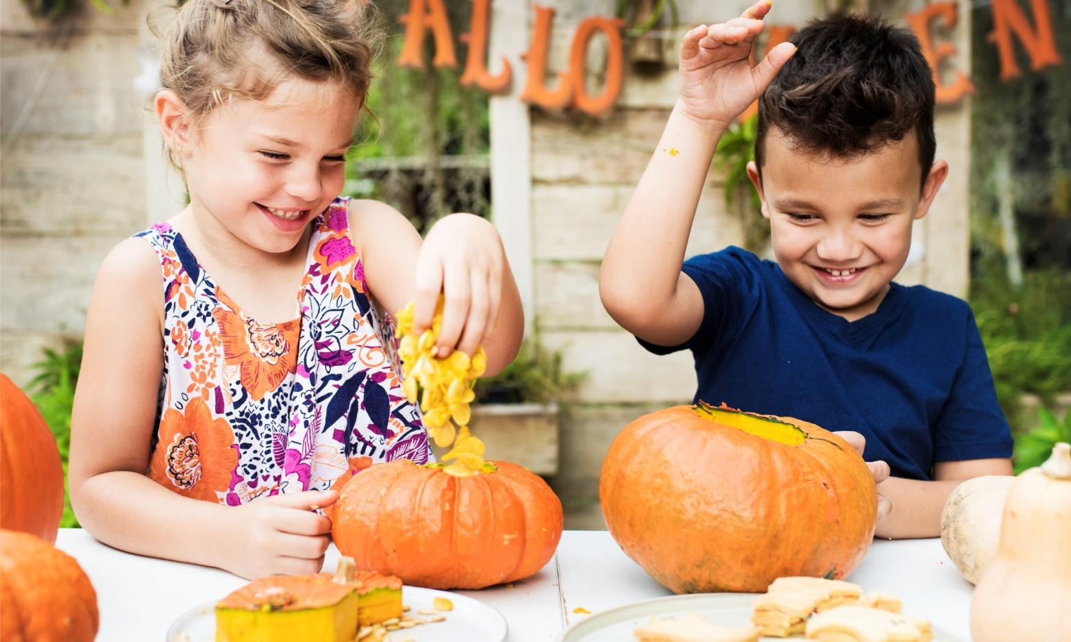 Pumpkin Carving, Crafts and Campfire Tales at Dinefwr