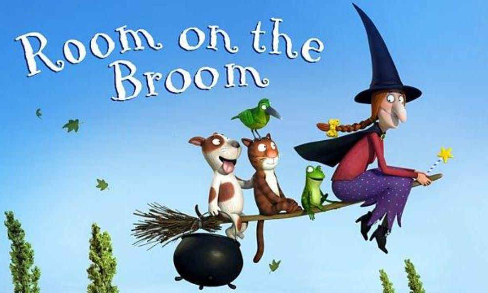 Room on the Broom Woodland Special