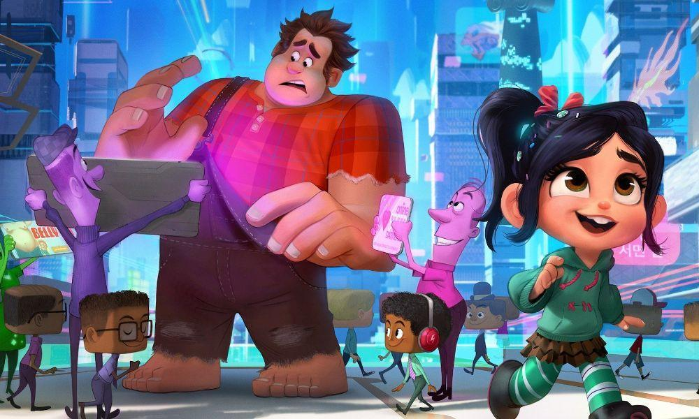Special Offer on Ralph Breaks the Internet Wreck it Ralph 2 at Vue Swansea