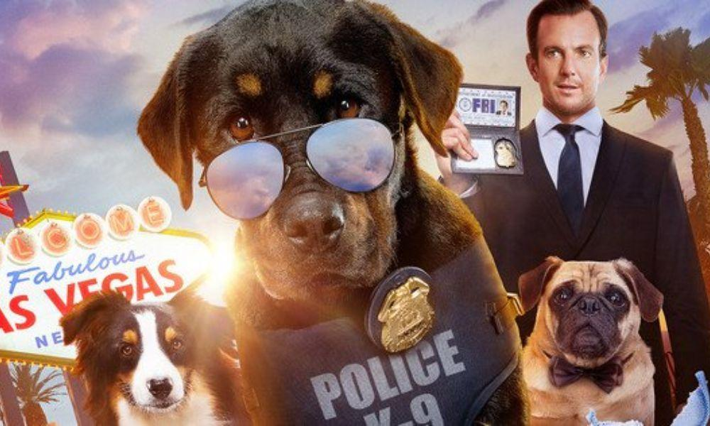 Free Family Movie Show Dogs at Pontarddulais Institute