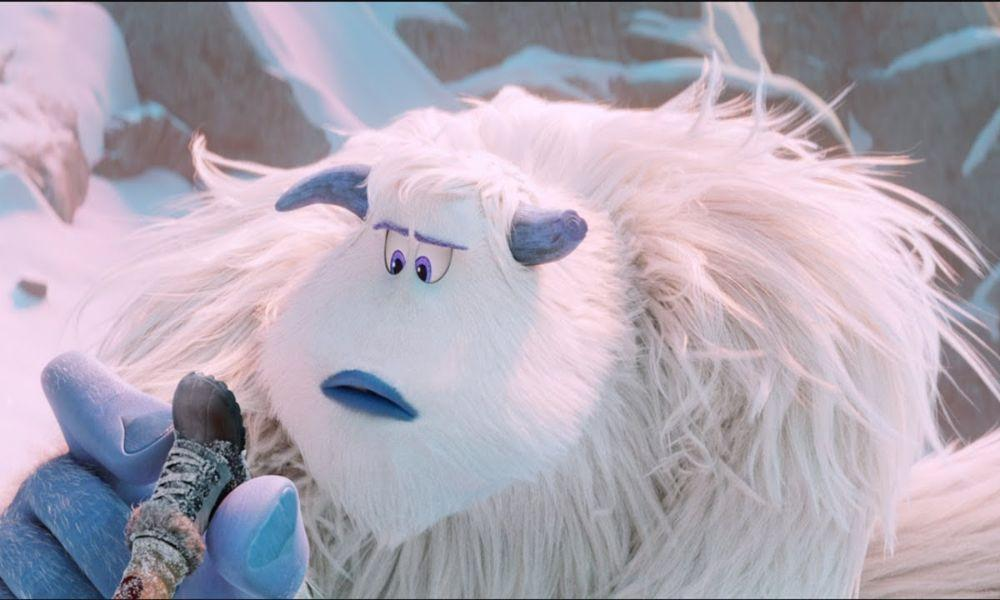 Special Offer on Smallfoot at Odeon Swansea